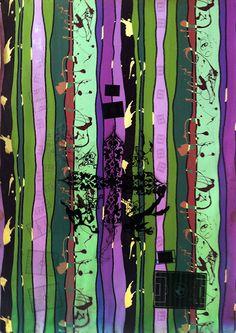 cm, sticker on print, 2015 Dada Art, Paper Artwork, Abstract Expressionism, Collage Art, Buy Art, Saatchi Art, Original Art, Cartoon, Purple Cross
