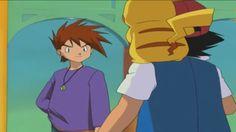 Gary Pokemon, List Of Characters, Fictional Characters, Pokemon Website, Pokemon People, Anime Love, Ash, Pikachu, Manga
