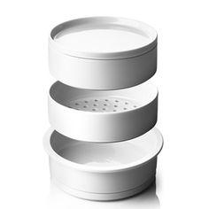 設計講:Cookshop(廚房用品) > 鍋具 > 時尚西式蒸籠組