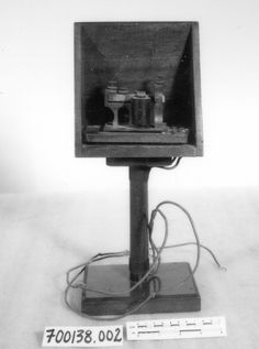 Communication in the early 20th century. #FromSciTechMuseum #ObjectOfTheDay #ArtifactOfTheDay