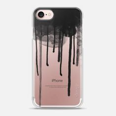 Casetify iPhone 7 Snap Case - Ink Spill by Allison Reich