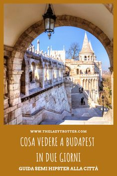 Se cerchi informazioni su cosa vedere a Budapest in due giorni, qui troverai tan. If you are looking for information on what to see in Budapest in two days, here you will find many travel tips for y Travel Abroad, Travel Tips, Budapest Travel, Hungary Travel, Next Holiday, Travel Aesthetic, Third Way, Day Trips, Taj Mahal