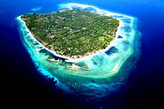 Gili Air, the smallest of the three Gili Islands situated between Bali and Lombok Places To Travel, Places To See, Beautiful World, Beautiful Places, Bali Lombok, Gili Air, Gili Trawangan, Gili Island, Island Resort