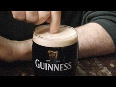 The mystery of the perfect pint of Guinness has been solved – it's all to do with the shape of the glass.