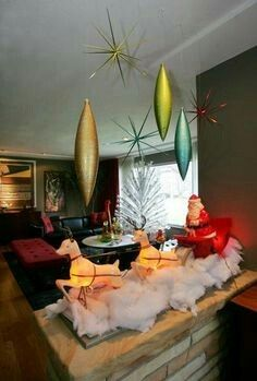 MCM Christmas Decor In Cleveland. Find This Pin And More On Mid Century  Modern ...