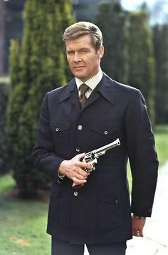 Rest In Peace Sir Roger Moore A great actor and a great James Bond