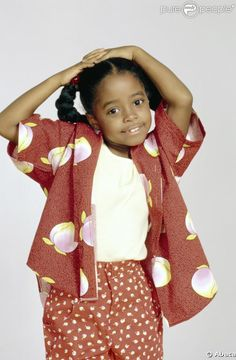 Keshia Knight Pulliam | Keshia Knight Pulliam interprète Rudy dans le Cosby Show