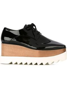 'Elyse' lace-up shoes $988 #Farfetch #want #DesigerClothing