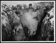 Hot stew in the trenches | Flickr - Photo Sharing!