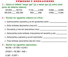 Cuaderno de Ejercicios de Matematicas para Quinto Grado de Primaria | Planeaciones Gratis