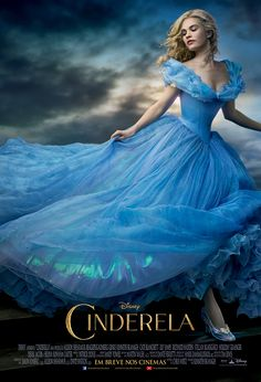 """Cinderella released March Directed by Kenneth Branagh. Screenplay by Chris Weitz. Starring Lily James (Cinderella), Cate Blanchett (Lady Tremaine/Cinderella's Stepmother), Richard Madden (Prince """"Kit""""), and Helena Bonham Carter (Fairy Godmother). Cinderella 2015, Cinderella Dresses, Download Cinderella, Cinderella Original, Cinderella Princess, Cinderella Costume, Cinderella Live Action"""