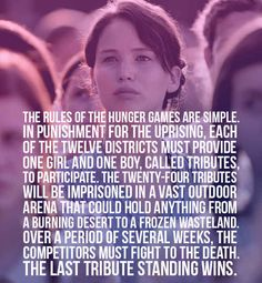 The Hunger Games | 23 Incredible Quotes From Your Favorite Books That Hit The Big Screen