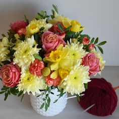 Bouquet de saison #bouquet #fleurs #flower #flowerpower #flowersdelivery