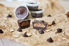 Almond Butter Cups R