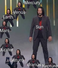 Keanu Reeves Memes – This Guy is Breathtaking - Viral Memes Humor, Jokes, Stupid Funny Memes, Funny Relatable Memes, Hilarious, Funny Quotes, Haha, Look Man, Clean Memes