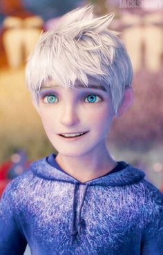 Jack Frost is one of my favorite Dreamworks Characters, because I can relate to him. I know what it's like to feel invisible...