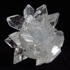 Minerals and Crystals — Apophyllite -  Jalgoan Quarries, Maharashtra,...