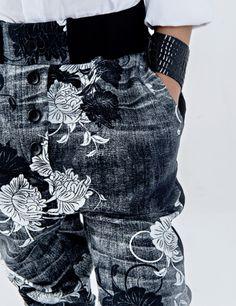 Spodnie PARADISE