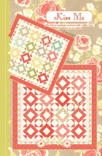 Ryan Walsh Quilts, Modern Quilts, Sewing, Home Decor, Fabric: Strawberry Fields by Joanna Figueroa | A Fat Quarter Shop Friday Sponsored Post