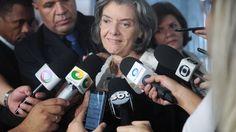 Preso custa mais que um estudante para o governo, diz Cármen Lúcia