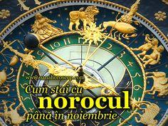 Horoscop Oana Hanganu: Cum stai cu norocul până în noiembrie
