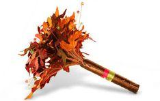 Autumn Wedding Bouquet, great alternative to flowers