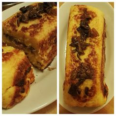 Ricetta Sformato di patate con salsiccia, funghi porcini e provola!   http://epoiunamattina.blogspot.it/2016/10/sformato-di-patate-con-salsiccia.html