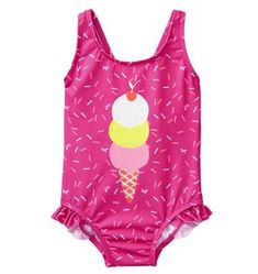 Find timeless hand-me-down quality kids clothes at Gymboree. Shop kids clothes up to size 8 and discover the magic of coordinating, bow-to-toe kids clothing. 1 Piece Swimsuit, One Piece Swimwear, Toddler Outfits, Kids Outfits, Toddler Girls, Baby Girls, Baby Swimwear, Sports Swimwear, Long Sleeve And Shorts