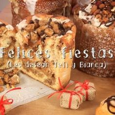 Pan dulce by Tefi Russo Holiday Festival, Tex Mex, Fondant, Special Occasion, French Toast, Food And Drink, Bread, Cheese, Cooking