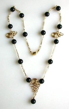Necklace Names Jewelry Making projects using Jewelry Wire, Jewelry ...