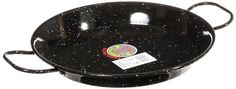 Garcima 11-Inch Enameled Steel Paella Pan, 28cm * See this great image  : Specialty Cookware