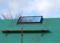 Glazing Vision Europe (Product) - Dakraam door de nok heen (Ridgeglaze) - architectenweb.nl