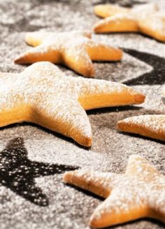 Low FODMAP & Gluten free Recipe - Christmas biscuits