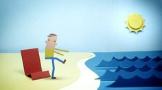 TUI Weather Spot by Lucas Zanotto. A campaign for the travel company TUI