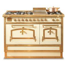 Cucina completa in metallo con accessori di cottura- Restart | 324M ...
