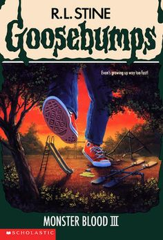 Monster Blood III - Goosebumps Wiki - Wikia
