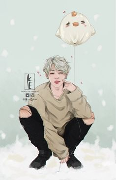 Park Jimin fan art