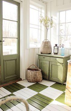 ♡  charming country living .. X ღɱɧღ || Vintage House: KOM AV SIG...