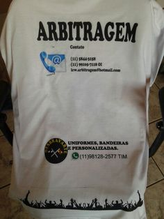 Camiseta personalisada