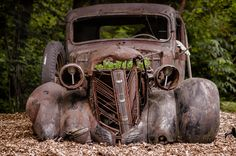 Photograph Asleep Behind The Wheel by Lee Bodson on 500px
