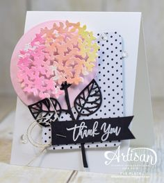 this pink rooster: Stampin' Up! Artisan Design Team Blog Hop - More Thoughtful…