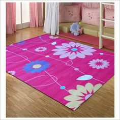 1000 Images About Babies Room Rugs On Pinterest Pink Rug Purple Butterfly