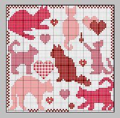 Cross Stitch - Pets