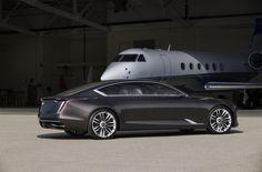 Cadillac Escala Concept Debuts At Pebble Beach With Company's Future Style