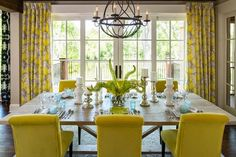 Gorgeous Dining Rooms (50 Favorites for Friday)
