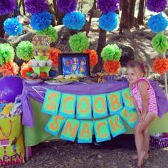 "Photo 7 of 18: Scooby Doo / Birthday ""Keelin's 3rd Birthday"" | Catch My Party"