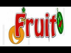 Engels leren aan kleuters / Fruit - Talking Flashcards