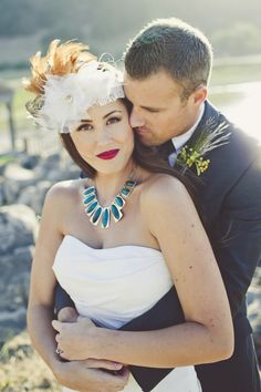 feather bohemian wedding ideas