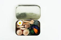 Made by Joel » Miniature Kitchen Set...I have a miniature item sickness...want to make this!!