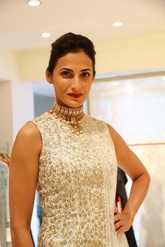 Shilpa Reddy Photos At Lakme Fashion Week, Elehe